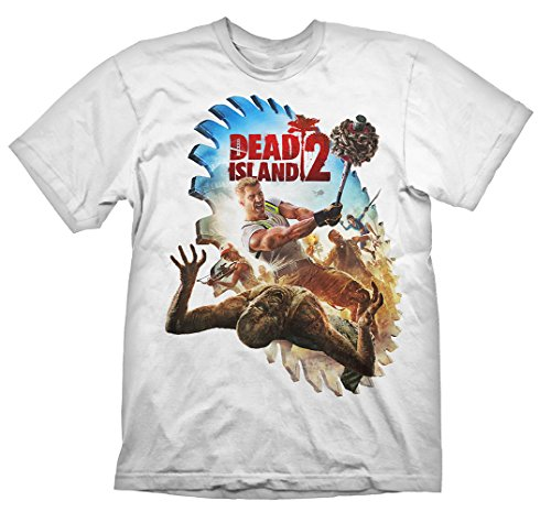 Dead Island 2 T-Shirt Saw Blade S