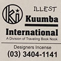 Kuumba(クンバ)『incense』(ILLEST) (Regular size)