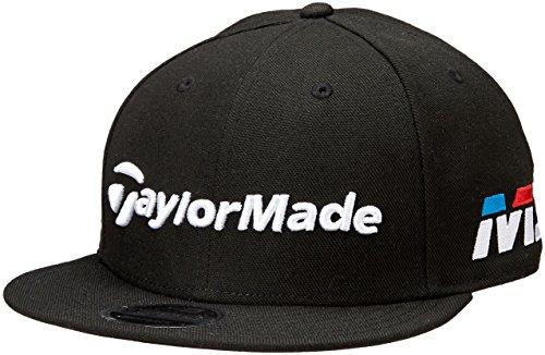 TaylorMade Tour 9 Fifty Casquette De Baseball, Noir (Negro N6531801), Unique (Taille Fabricant:...