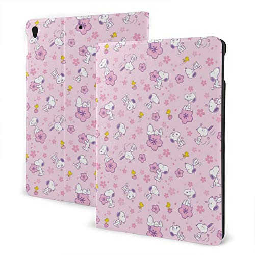 SNO-Opy Case for Ipad Air (3rd Gen) 10.5' /Ipad 7th 10.2', Pu Leather Slim Fit Multi Angle Stand Cover Auto Wake/Sleep