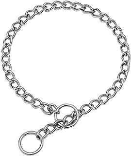 stainless dog collar