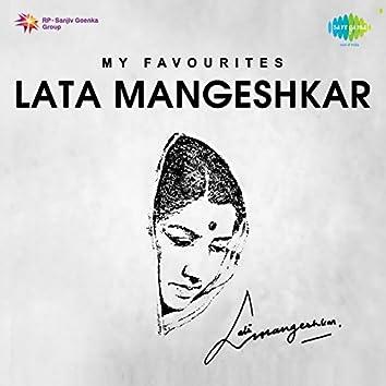 My Favourites - Lata Mangeshkar
