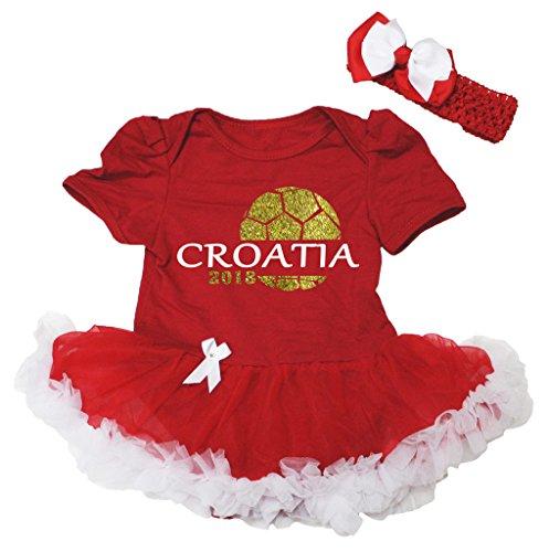Petitebelle - Robe - Bébé (fille) 0 à 24 mois Rouge Red - Rouge - S