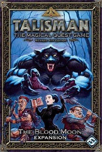 Talisman - The Blood Moon