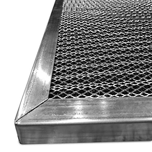 Electrostatic Air Filter Replacement (20 x 20 x 1) | Washable | 6...