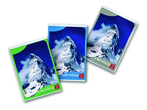 Pigna 02217780C Quaderni Monocromo Pigna, 10 Pezzi