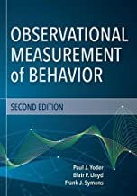 القياس observational من Behavior ، الإصدار الثاني