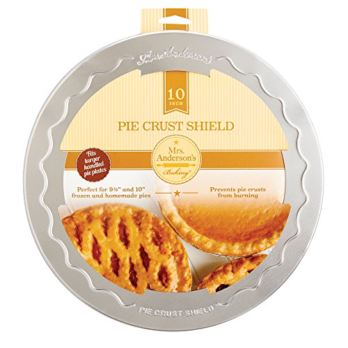 Pie Crust Protector Shield