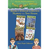 Magic Tree House Books 1-4 Ebook Collection: Mystery of the Tree House (Magic Tree House (R) 1) (English Edition)