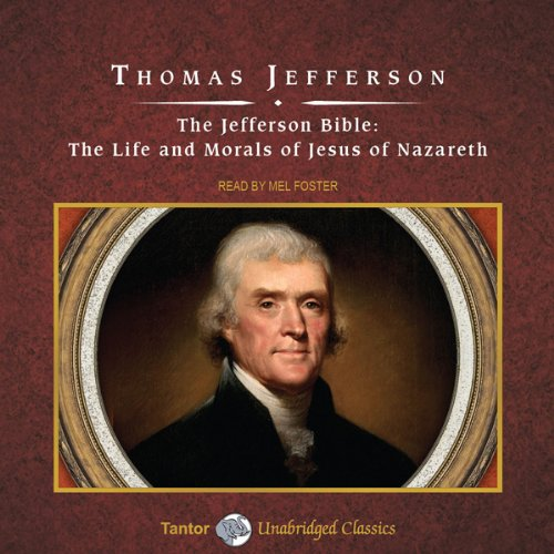 The Jefferson Bible audiobook cover art