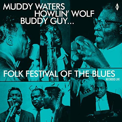Folk Festival of the Blues (Recorded Live) [Vinilo]
