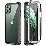 Temdan Designed for iPhone 11 Pro Max Case, Full Body with