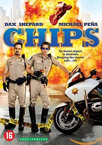 CHIPS [Francia] [DVD]
