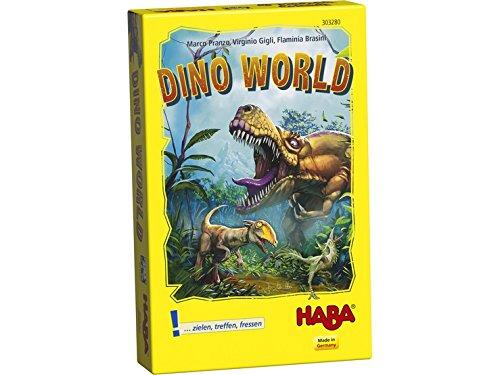 Haba 303280 - Dino World, Spiel
