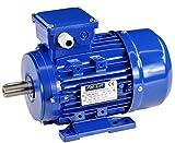 Pro-Lift-Werkzeuge 3-Phasen Drehstrommotor 1,5 kW 380 V Elektromotor 1425 U/min Industriemotor electric motor B3 Drehstrom 1500W 230V/400V
