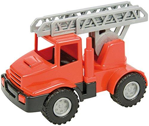 Lena 01232 - Mini Compact Feuerwehr, ca. 12 cm