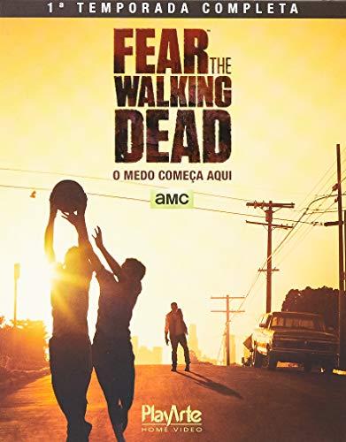 Fear The Walking Dead 1ª Temporada Completa [Blu-ray]