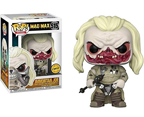 Mad Max Fury Road Funko POP Vinyl Figure - Immortan Joe Limited Chase Edition