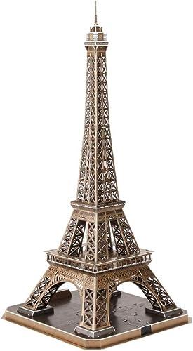 para mayoristas LUGEUK Eiffel Tower Puzzle Model 3D Model Kits Kits Kits  barato