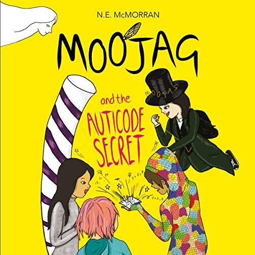 Moojag and the Auticode Secret cover art