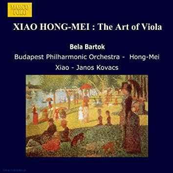 Xiao Hong-Mei : The Art of Viola