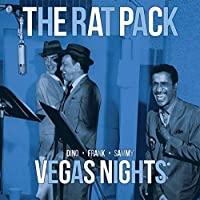 RAT PACK - Frank Dino & Sammy - Vegas Nights (1 LP)