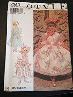 Best childrens bridesmaid dress sewing patterns Reviews