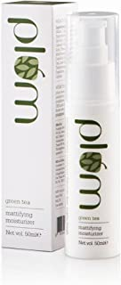 Plum Green Tea Mattifying Moisturizer, 50ml
