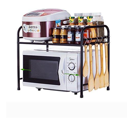 Yxsd - Estante de cocina para horno de microondas