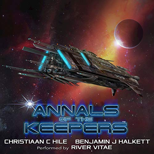 Annals of the Keepers: Deception audiobook cover art