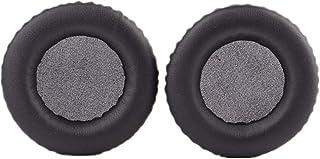 Biuuu 1ペア イヤホンイヤーパッド スポンジクッション, オーディオテクニカ用ATH-W99 ATH-WS99BT ATH-ES10 ATH-ESW10ヘッドフォン