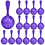 Ravn 15 PCS PC-1 Humidifier Tank Cleaning Ball Compatible with ProTec Kaz All Warm & Cool Mist Humidifiers, Filters Mineral Deposits, Purifies Water, Eliminates White Dust and Odor (Purple)