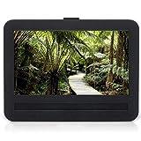 APEMAN 7''-7.5'' Car Headrest Mount Holder Strap Case for Portable DVD Players with Swivel & Flip...