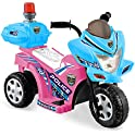 Kid Motorz Lil Patrol with Siren Light & Storage Box