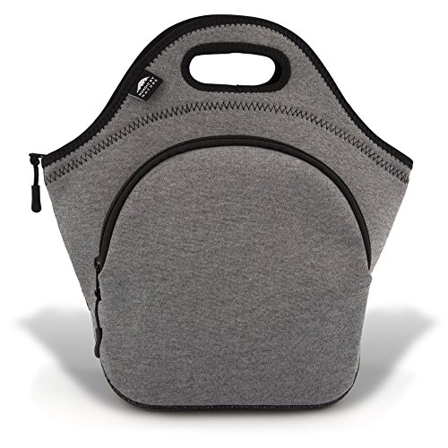 Nordic By Nature Large Neoprene Lunch Bag for...