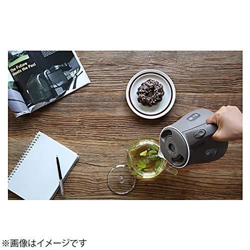 タイガー魔法瓶電気ケトル0.6lアッシュグレーPCM-A060HA