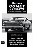 Mercury Comet and Cyclone Limited Edition Extra 1960-1975 (Motoring Road Test Series)