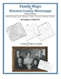 Family Maps of Winston County, Mississippi