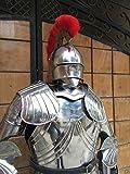 NauticalMart Superior Style Medieval Full Suit of Armor 15th Century German Gothic Plate Armour