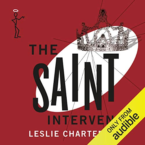 The Saint Intervenes  By  cover art