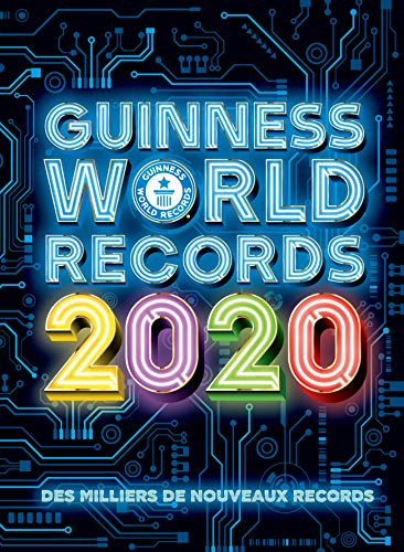 Le Mondial Des Records 2020: Guinness World Records 2020