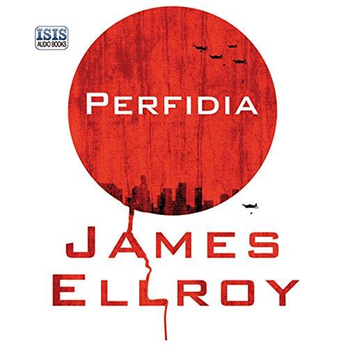 Perfidia audiobook cover art