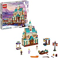 LEGO Disney Frozen II Arendelle Castle Village 41167 Toy Castle Building Set (521 Pieces)