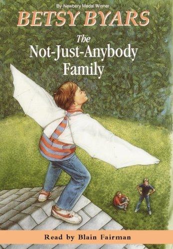 『The Not-Just-Anybody Family』のカバーアート
