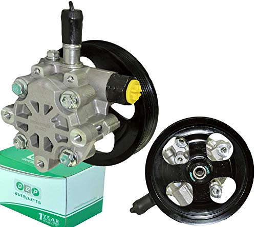 D2P Hydraulic Power Steering Pump for Landrove, Range Rover, Discovery Mk3 QVB500390