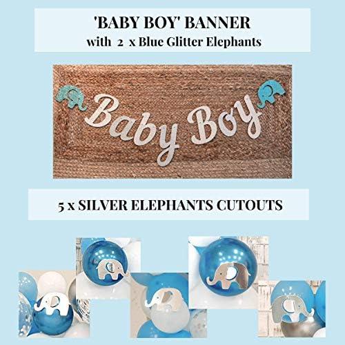 Decoraciones para baby shower boy _image2