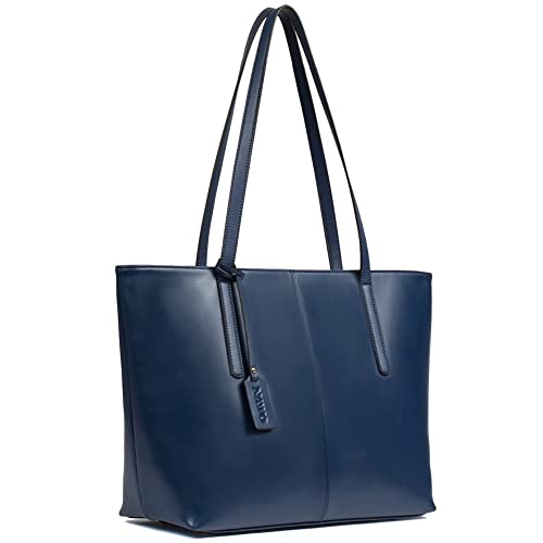 NAWO Women Leather Handbags Designer Shoulder Tote Top-handle Purses 59900ef49b