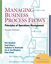 By Ravi Anupindi - Managing Business Process Flows: Principles of Operations Management: 2nd (second) Edition