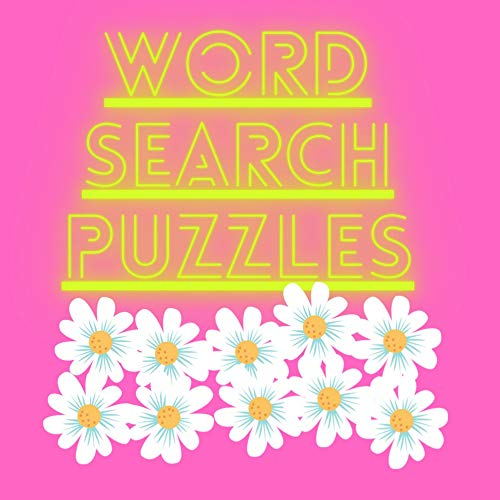 WORD SEARCH PUZZLES: Fun with letters for kids aged 6-12 (English Edition)