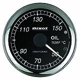 PIVOT ( ピボット ) メーター【CYBER GAUGE】油温計 (センサータイプ) CSO